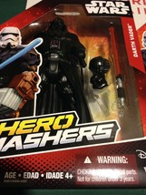 Disney Star Wars Hero Mashers Foncé Lord Darth Vader par Hasbro - $10.27