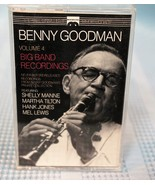 Benny Goodman Yale Archives - Volume 4: Big Band Recordings [Audio Casse... - $18.29