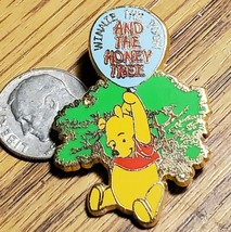 Disney DS - 12 Months of Magic - Winnie the Pooh and the Honey Tree Pin - $19.34