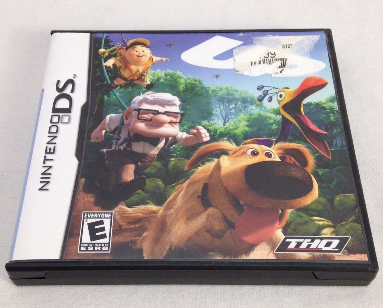Up (Nintendo DS, 2009), Vidéo Jeu