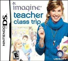 Imagine: Teacher - Class Trip (Nintendo DS, 2009) - $4.28