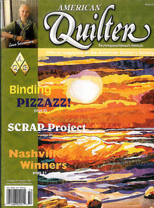 Primary image for American Quilter Magazine Winter 2005