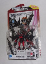 Transformers WIndblade Figure Generations 30th IDW Deluxe Class Damaged ... - $28.04