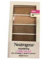 Neutrogena Nourishing Long Wear Eye Shadow + Built-In Primer - 40 Cocoa ... - $25.99