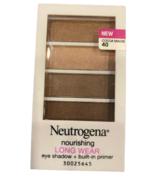 Neutrogena Nourishing Long Wear Eye Shadow + Built-In Primer - 40 Cocoa ... - $25.99