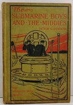 The Submarine Boys and the Middies by Victor G. Durham - $9.99
