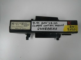 93-94-95 BMW 318 325 CLIMATE CONTROL MODULE # 641183915121 ( BOX-9120) - $29.65