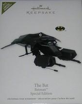Hallmark QXE3104 Batman The Dark Knight The Bat 2012 Special Edition Orn... - $22.76