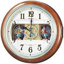 Seiko Clock Clock Wall Clock Wave Symphony Radio Clock Twin -Pas contraption RE5 - $565.47