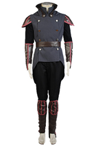 Avatar The Legend of Korra Amon Cosplay Costume Men Halloween Outfit - $96.96