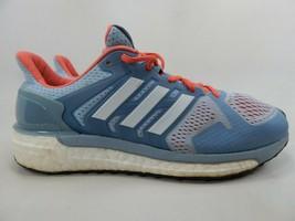 Adidas Supernova ST Sz US 7.5 M (B) EU 39 1/3 Women's Running Shoes Blue BB3104