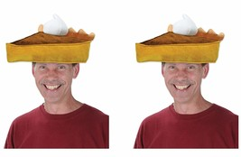 Beistle S90743AZ2 Pumpkin Pie Hat, Multicolored - $32.98