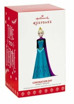 Disney Frozen Elsa Coronation Day Hallmark Keepsake Christmas Ornament 2... - $12.84