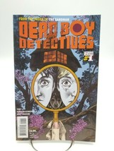 Dead Boy Detectives #1 First Print Vertigo Comics Sandman February 2014 - $5.94