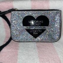 Victoria's Secret London Fashion Show 2014 Glitter Bling Mini Makeup Bag - $19.99