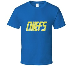Slap Shot Chiefs Team Logo T-SHIRT AND APPAREL - $19.80+