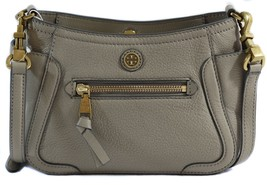 NWT TORY BURCH 11159735 Frances Mini Crossbody Bag, French Gray - $287.10