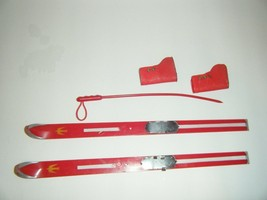 Ideal Tammy Doll Skis & Boots One Pole Accessories - $9.90