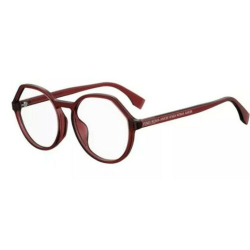 NEW FENDI Eyeglasses Size 53mm 145mm 17mm New With Case - $95.92