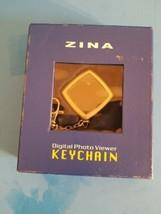 Zina Digital Photo Viewer Keychain  - $11.29