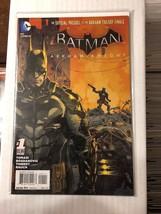 Batman Arkham Knight #1 First Print - $40.00