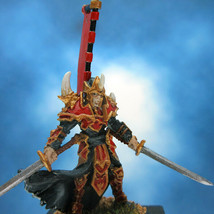 Painted Privateer Press Miniature Praetorian Swordman Leader Skorne Unit - $47.80