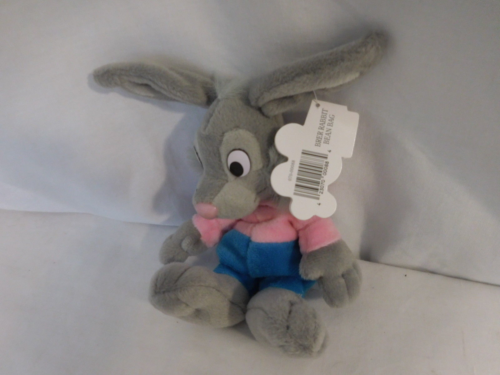Disney Bean bag set Adventures of Brer Rabbit Fox Mouseketoys Beanie Babies  Rar 5e5fe0975774