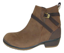 KEEN Morrison Mid Leather Ankle Boots Sporty 10.5 Wm - €51,77 EUR