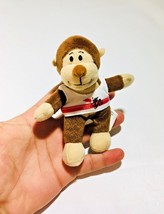 2006 McDonald's Happy Meal Build-A-Bear #4 Marvelous Monkey in Sports Tank - $5.42