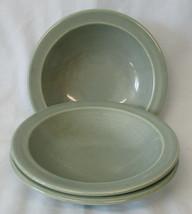 Red Wing Village Green Rim Cereal Bowl, Set of 3 - $48.40