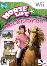 Horse Life - Nintendo Wii [video game] - $5.89
