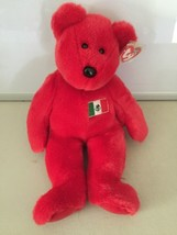TY Osito Teddy Bear Beanie Buddy 1999 Stuffed plush - $6.23