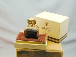 Vintage Parfum 1 By Gucci Sealed Bottle In Presentation Box 15ml 1/2oz France - $150.00
