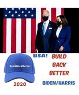 BUILD BACK BETTER President 46 Joe Biden Anti MAGA Kamala Harris Anti Trump 2020 - $16.48