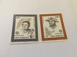 San Marino Europa 1980 mnh   stamps  - $1.60