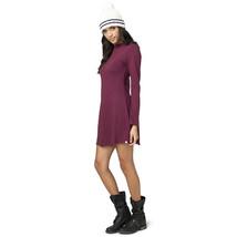Element Eden Women's Liberty Knit Dress Plum ~ Msrp $55 ~ Store Closing Sale! - $17.99