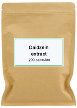 GMP certified Lower cholesterol Osteoporosis prevention Daidzein Extract... - $61.66