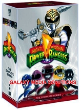 Mighty morphin power rangers the complete series thumb200