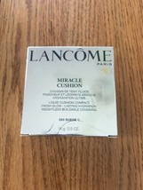 Lancome Miracle Cushion Liquid cushion Compact - 555 Suede C - 0.5 oz Sh... - $31.12