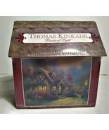 Thomas Kinkade Jigsaw Puzzles Mini NIB Sealed Candlelight Cottage USA - $6.50