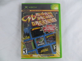 Midway Arcade Treasures GAME & CASE for your original XBOX system VG NFR... - $10.77