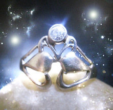 Haunted Ring Sorcerer's Master Of Ascension Elevate Your Energies Magick Power - $9,337.77