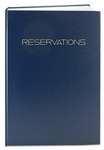 BookFactory Reservations Book, 365 Day Table Reservations, Restaurant Di... - $76.80