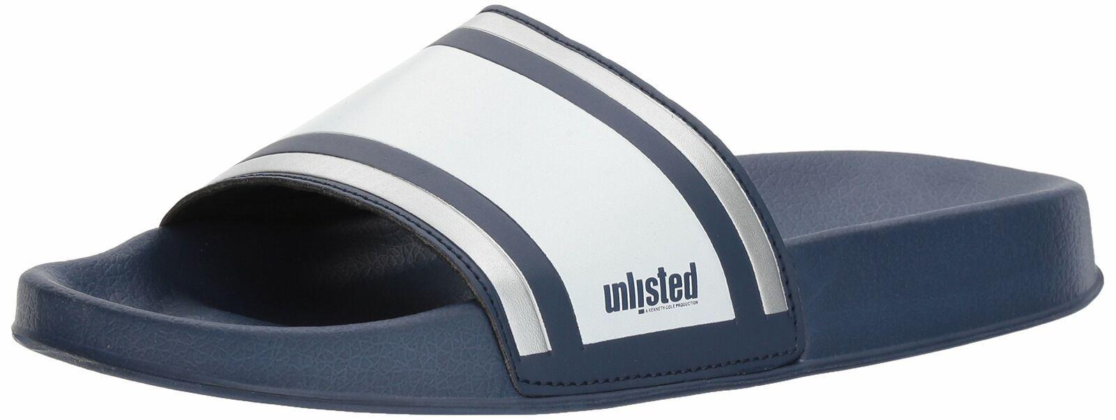 Unlisted by Kenneth Cole Men/'s Form Slide Sandal