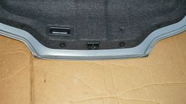 08-13 Infiniti G37 Coupe Rear Trunk Lid Tail Gate W/ Spoiler & Back-Up image 9