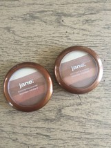 2 x Jane Be Pure Shimmering Bronzer #15 Mojave Sealed FREE SHIPPING - $11.75