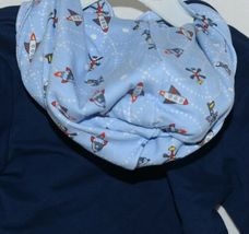 SnoPea Baby Boy Blue Airplanes Long Sleeve Shirt Pants 9 Months image 4