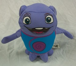 "Home Dreamworks Movie Purple Oh Alien 6"" Plush Stuffed Animal Toy - $18.32"