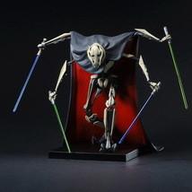 "Kotobukiya Star Wars General Grievous 1/10 PVC ArtFX+ Statue ""Brand New"" - €378,06 EUR"
