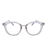 Shiloh - Blue Light Blocking Glasses- Trendy Round Frame - Unisex - Pink... - $18.99+